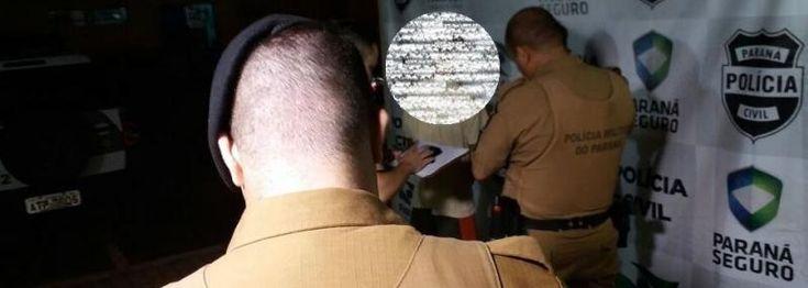 Populares ajudam na prisão de menores que praticaram roubo em Campo Mourão