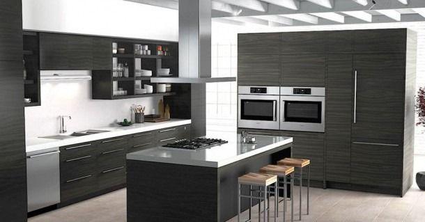 Stainless Steel Kitchen Suites In 2020 Kitchen Design Loft