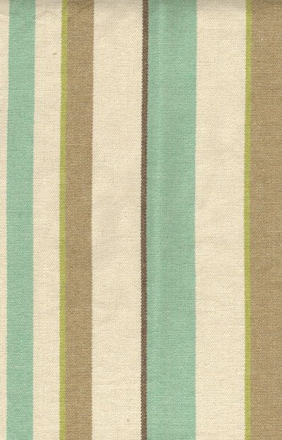 Cottage Home Furniture - Cayman Aqua Fabric (E)