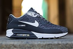 NIKE AIR MAX LUNAR 90 JACQUARD (LIGHT ASH) | Sneaker Freaker