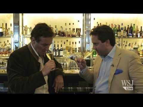 Somewhat pointless tasting of Herbert Hall vs Pol Roger, when one of the tasters is Nick Hall of Herbert Hall! He is with Will Lyon of the Wall Street Journal at The Caprice and tries to explain the difference between English fizz & champagne. English Wine Lovers support expressing our own terroir, not trying to clone what the French do and Nick describes the difference in this case with the English wine expressing the fruit with a slightly higher acidity to give a really fresh, exciting…