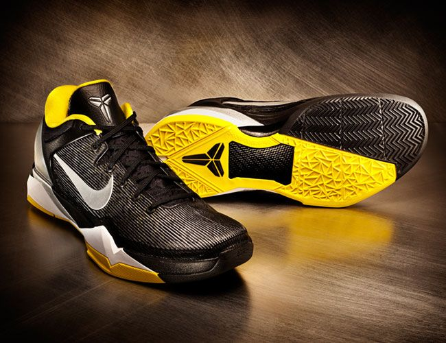 Nike Zoom Kobe VII System Supreme. Basketball SneakersShoes ...