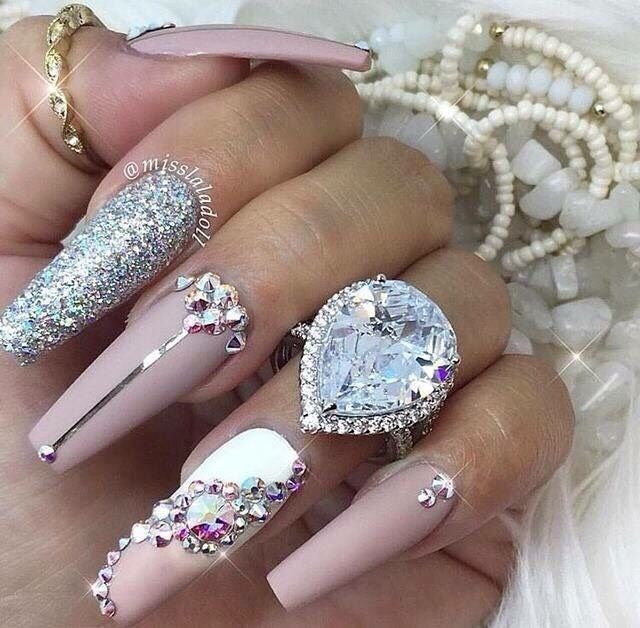 315 best must have manis images on pinterest nail art ideas glamorous nail ideas that will make you want to set up a nail appointment prinsesfo Image collections