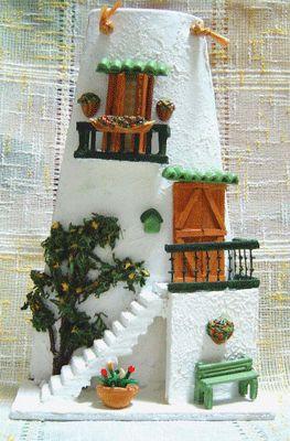 tegole decorate - Cerca con Google