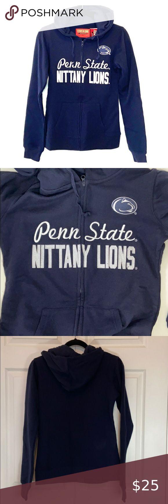 Penn State Nittany Lions Zip Hoodie Sweatshirt In 2020 Sweatshirts Hoodie Zip Hoodie Sweatshirt Zip Hoodie [ 1740 x 580 Pixel ]