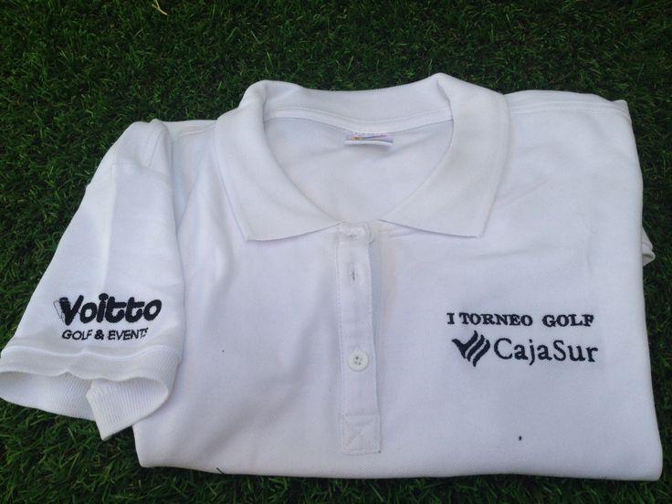 Polo golf personalizado torneo