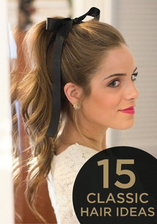 Click through to find your perfect classic hairstyle.