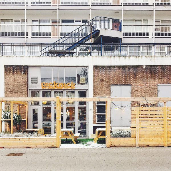 These are the 10 perfect hotspots in Rotterdam. Coffee, sweets and the looks.   Instagrambloggers.nl   PICKNICK