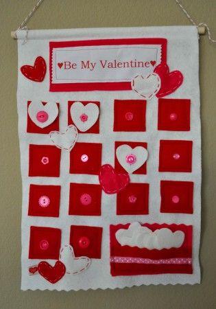 Valentine's Day Countdown Calendar - buttonsgaloreandmore.net http://buttonsgaloreandmore.net/valentines-day-countdown-calendar/?utm_source=CraftGossip+Daily+Newsletter&utm_campaign=a6a84662cb-CraftGossip_Daily_Newsletter&utm_medium=email&utm_term=0_db55426a84-a6a84662cb-196060585