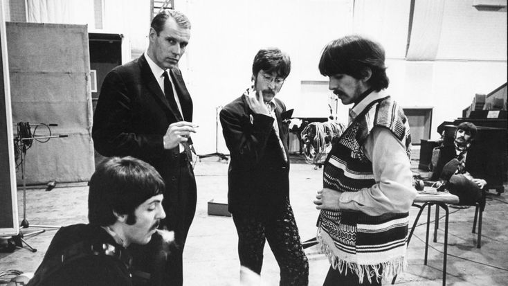Watch Trailer for George Martin's All-Star PBS Series 'Soundbreaking' #headphones #music #headphones
