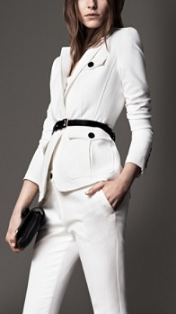 Tailored Slim Fit Jacket | Burberry