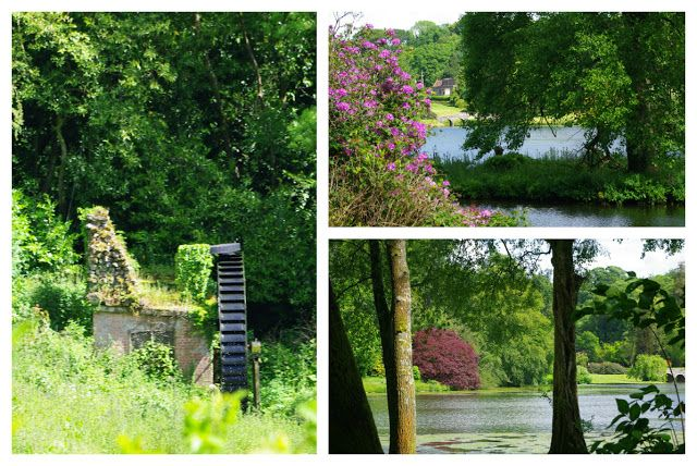 ogrodowe tu i tam: Stourhead - ogród pędzlem malowany