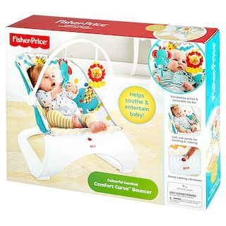 Fisher-Price Curve Bouncer Chevron