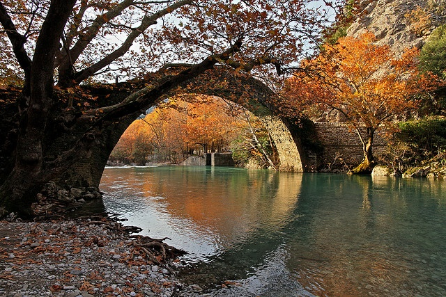 old stone bridges