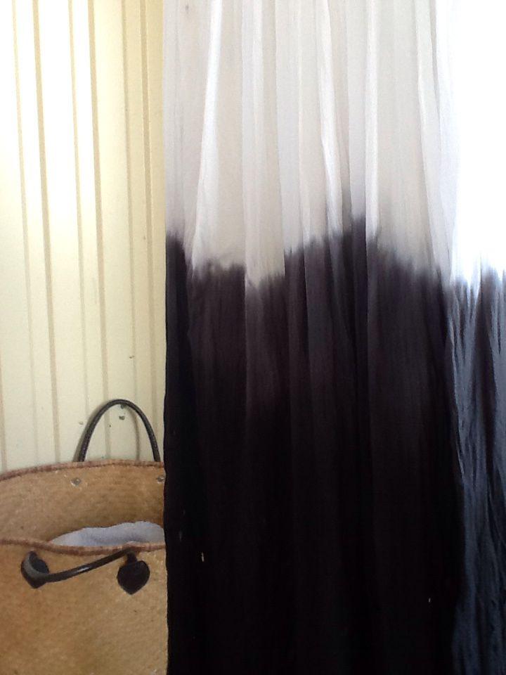 My dress-summer Tie&die