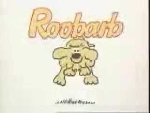 Roobarb and Custard...I can't be the only one who watched this, right? Childhood is always better in British...