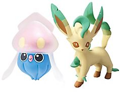 A NEW generation of Kalos Region Pokémon toys have arrived! From Bunnelby vs. Marrill to...