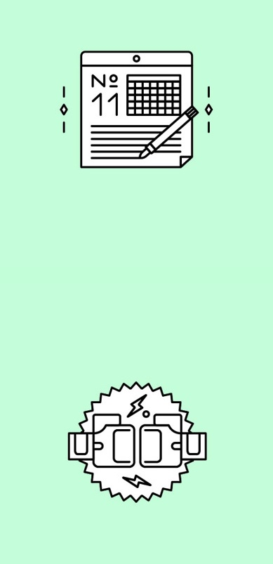 Pictogram-Inspired Graphics