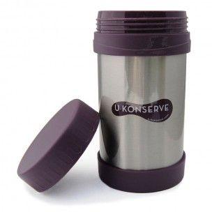 Thermos voedselcontainer. De Food Jar is lekdicht. De container is gemaakt van een dubbele laag rvs met een lekvrije schroefdop.  Gemaakt van #304 (18/8) rvs en de deksel is van gifvrij PP #5 plastic. Vrij van BPA, ftalaten, PVC en lood. Inhoud: 475 ml