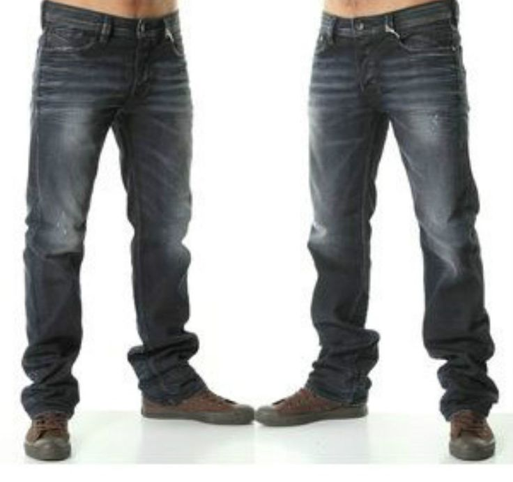 Diesel Larkee Jeans 880F Mens Regular Straight.Cotton Authentic New