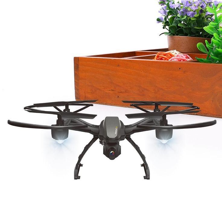 UAV Camera Drone Aircraft Unmanned Aerial Vehicles WIFI Video 4 Axis Set Height