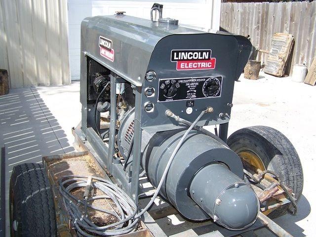welder machine used for sale