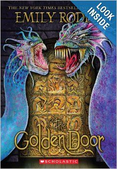 The Golden Door by Emily Rodda - $6.29 on Amazon
