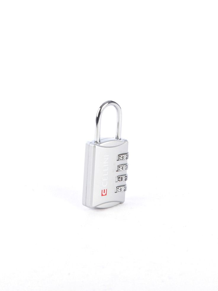 4 Dial Combo Lock - Accessories - Luggage