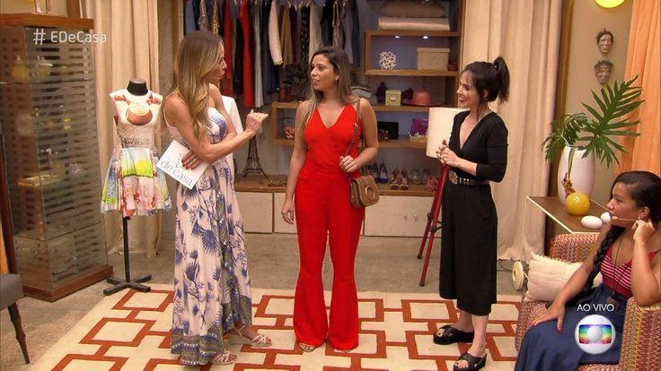 Consultora de moda mostra looks que alongam a silhueta