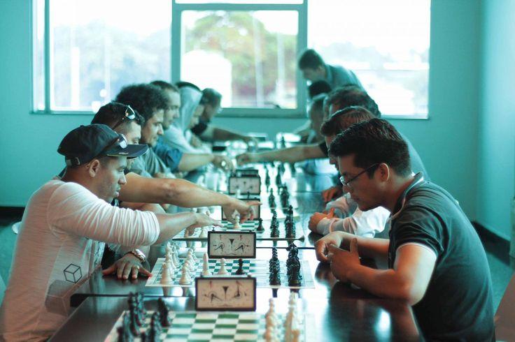 Torneio de xadrez encerra semana comemorativa ao Dia do Servidor - Rondoniaovivo - Notícias, Classificados e Banco de Empregos de Rondônia