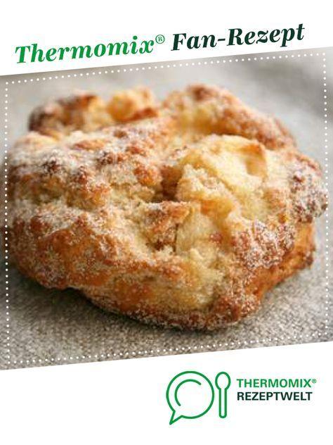 Apfelkuchen / Apfelbällchen von Sylvia Rist. Ein Thermomix ® Rezept aus dem …   – Thermomix