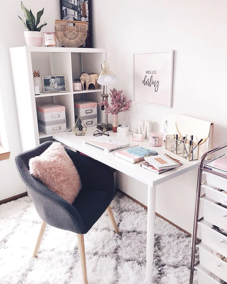 Top 30 Stunning Home Office Design #homeofficeidea…