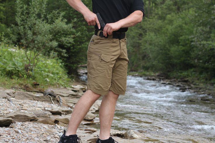 Kraťasy UTL coyote (Urban Tactical Line®) sú postavené na dizajne taktických nohaviciach UTP (Urban Tactical Pants®). http://www.armyoriginal.sk/3179/132666/utl-kratasy-coyote-helikon.html