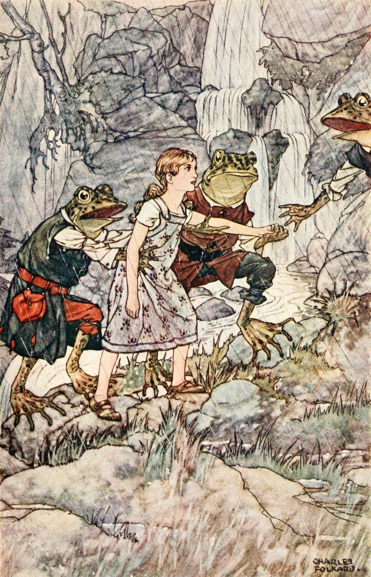 859 Best Images About Old Fairy Tale Illustrations On Pinterest The Fairy Fairy Tales And
