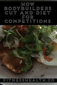 How Bodybuilders Cut and Diet for Competitions   Fitness Health