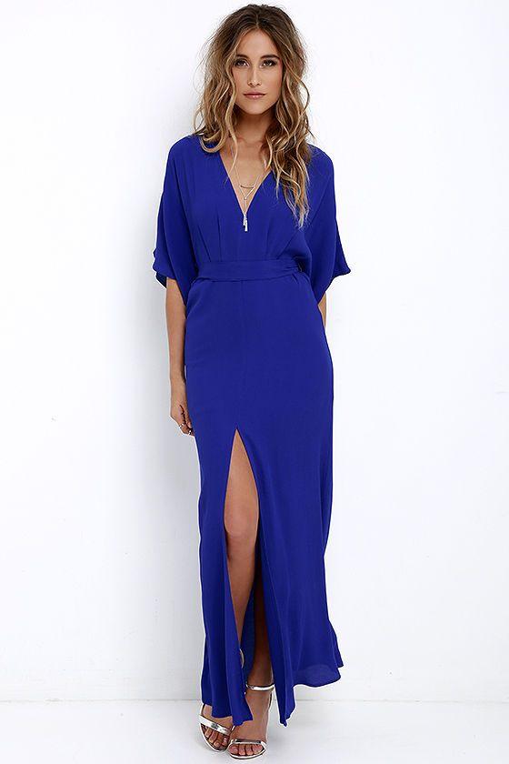 Maxi dress casual