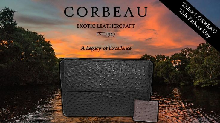 F A T H E R S D A Y is only 6 Days away... Why not treat dad to one of our lovely Ostrich Leather Wallets...   #Wallet #Style #Fatherday #Fashion #OstrichLeather #SouthAfrica #CapeTown #Proud #FashionTrends #ClassicStyle #Man #Men #GiftingIdea #Present #Power #MensFashionTrends