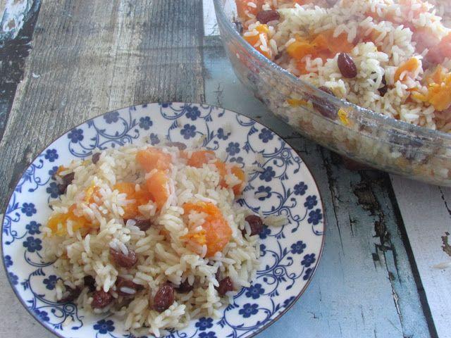 Greckie Smaki Ryz Z Dynia Zapiekany W Piekarniku Food Breakfast Oatmeal