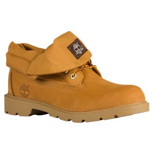 Timberland Roll-Top Boots - Boys' Grade School - Wheat