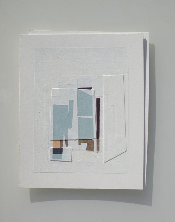 jessica bell #collage minimalism, color, depth