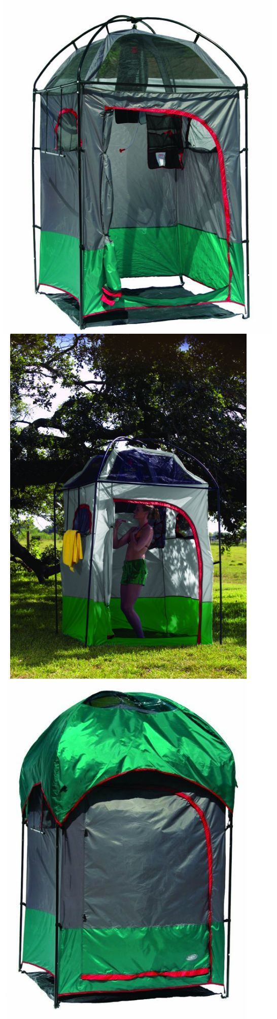 Portable Showers and Accessories 181396: Camping Shower Tent Outdoor Portable Shower Tents Changing Room Privacy Shelter -> BUY IT NOW ONLY: $114.99 on eBay!