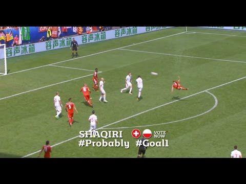 Shaqiri Hazard or Griezmann - Vote for the UEFA EURO 2016 Goal of the last 16