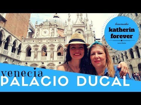El precioso Palacio ducal venecia