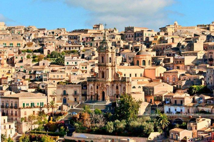 Модика (о. Сицилия, Италия)