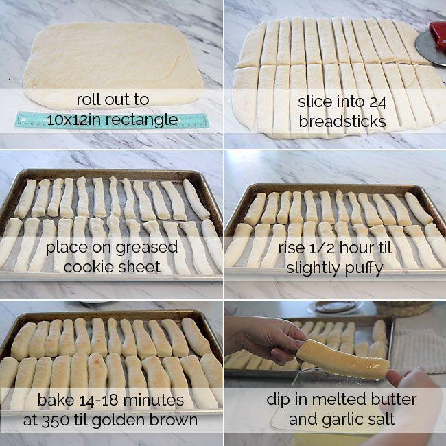 better than Olive Garden garlic breadsticks recipe - It's Always Autumn