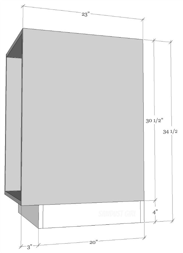 Cabinet And Built In Building Basics Sawdust Girl Building Kitchen Cabinets Diy Kitchen Cabinets Build Building A Kitchen