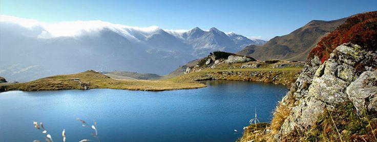 The Gerlos Alpine Road עוד כביש יפה עם כל מיני פעילויות שקשורות למים, יכול להיות שזה קצת רחוק