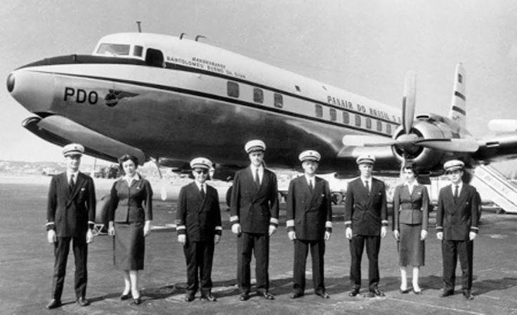 Douglas DC-7 Panair do Brazil
