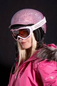 Ice Couture Ski Helmets