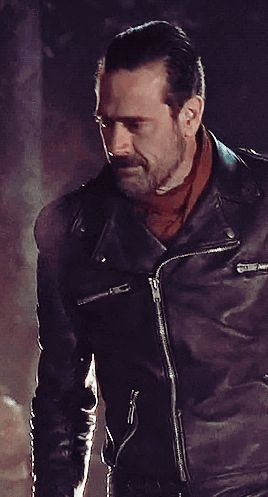 The Walking Dead Season 6 Episode 16 'Last Day On Earth' Negan